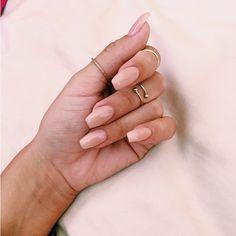 lovin nude nails