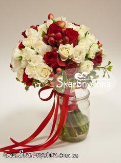 Свадебные букеты, свадебный букет невесты, свадебные цветы, доставка, Киев   Творческая мастерская Скарбнычка. Свадебные аксессуары ручной работы, свадебные букеты, букет невесты, оформление свадьбы, выездная церемония