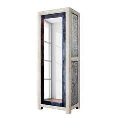 Garderobenschrank Goa - Weiß