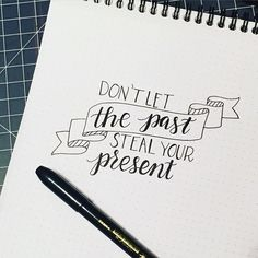 The past is called the past for a reason. #quoteoftheday