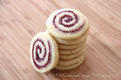 Cranberry-Orange Pinwheels - bakedbyrachel.com