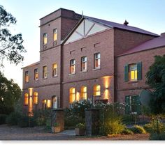 The Euroa Butter Factory repurposed building to Luxury Chalet