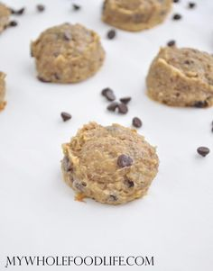 Avocado Chocolate Chip Cookies - My Whole Food Life