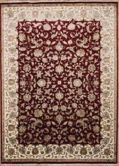 Tabriz  Handgeknüpft Teppich 337 x 247  cm Carpet Tapis orient matto