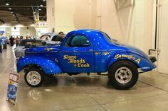Stone Woods and Cook 1941 Willys Gasser  ★。☆。JpM ENTERTAINMENT ☆。★。