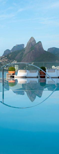 Hotel Fasano Rio de Janeiro, Brazil | cynthia reccord