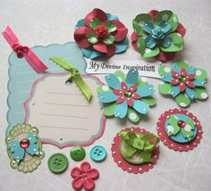 Embellishment set