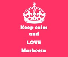 Love; marbecca, verbotene liebe, marlene and rebecca, melanie kogler and tatjana kästel
