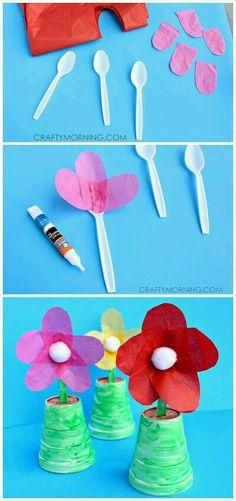 İlkbaharla ilgili yapılabilecek bir etkinlik