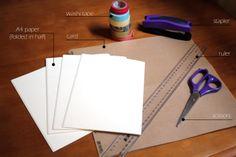 Home made Notebooks