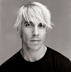 My bf Anthony Kiedis is aging well.
