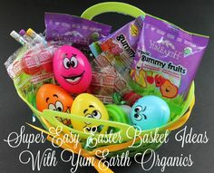 Easter Basket Ideas With YumEarth Organics & Giveaway! - WEMAKE7