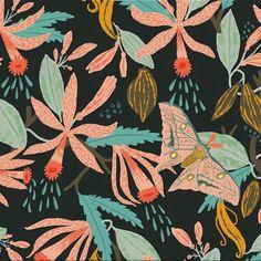 pattern by Llew Mejia  http://www.llewmejia.com/patterns/