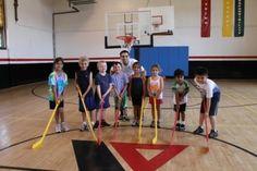 Floor Hockey Chicago, Illinois  #Kids #Events