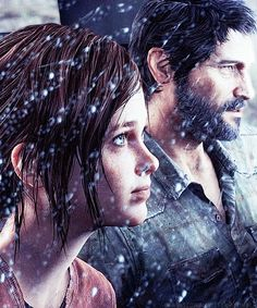Joel and Ellie last of us Clash Royale, Joel And Ellie, The Last Of Us, Edge Of The Universe, The Evil Within, Video Game Characters, Life Is Strange, Video Game Art, Anime