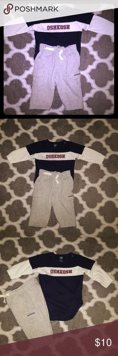 Cute Jersey Taped Jogger Pants For Girls//Boys// Size 0-3 Months// NWT!!
