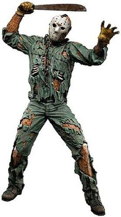 Jason Voorhees 1/6th Scale Action Figure
