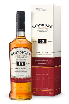 10 Year Old Travel Exclusive | Our Whiskies | Bowmore