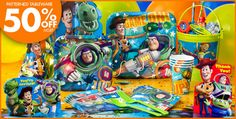 Toy Story Party Supplies - Toy Story Birthday - Party City