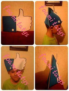 Sombrero loco me gusta facebook