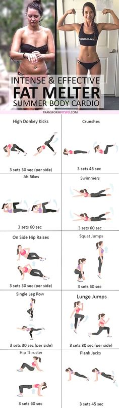 Bauchfett Workout – Workout Wiederholen und Teil… Belly Fat Workout – workout Repeat and Share … – Fitness routines – Fitness Workouts, Yoga Fitness, At Home Workouts, Cardio Workouts, Cardio Routine, Fitness Wear, Workout Routines, Tabata, Workout Videos