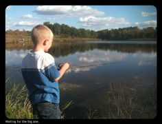 Teaching kids to fish is a fun and rewarding activity. Teach a child to appreciate the outdoors!!  www.bestbuddyfishing.com