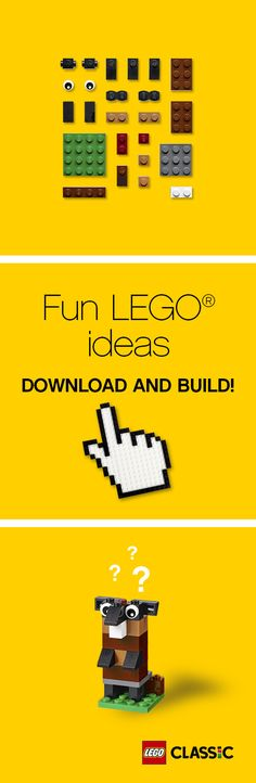 Whether or not spring is coming early this year, you can make your way over to our building instructions and create your very own LEGO groundhog!