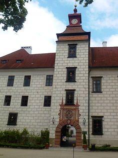 Třeboň, Czechia #VisitCzechia #Czechia