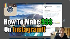 How To Make Cash On Instagram - Tutorial 2016 - VISIT to view the video http://www.makeextramoneyonline.org/how-to-make-cash-on-instagram-tutorial-2016/