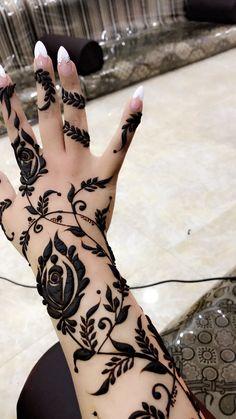 Floral Henna Designs, Arabic Henna Designs, Stylish Mehndi Designs, Bridal Henna Designs, Mehndi Design Pictures, Beautiful Henna Designs, Best Mehndi Designs, Henna Tattoo Designs, Henna Mehndi