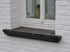 Fensterbank außen beton  Fensterbank Granit Nero Impala außen | Home | Pinterest | Grundrisse