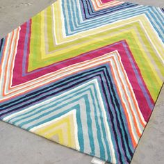 Groove Rugs 25705 Lagoon by Scion - Free UK Delivery - The Rug Seller