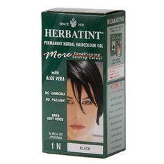 Introducing Herbatint 1N Permanent Herbal Black Haircolor Gel Kit  3 per case. Get Your Ladies Products Here and follow us for more updates!