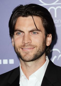 Wes Bentley Photos - Actor Wes Bentley arrives at Australians In Film Awards & Benefit Dinner at InterContinental Hotel on June 2012 in Century City, California. - Australians In Film Awards & Benefit Dinner 2012 - Arrivals Latest Hairstyles, Celebrity Hairstyles, Arkansas, Caucasian Race, Luke Grimes, Cole Hauser, American Horror Story 3, Somebody To Love, Film Awards