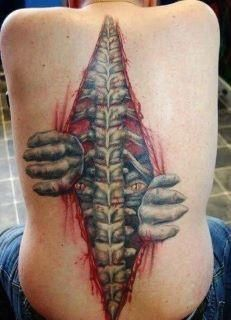 How about a spinal tat (instead of tap?)