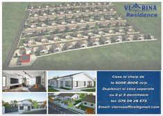 Imagini noi despre cum va arata noul cartier Vlarina Residence. Cartier, City Photo