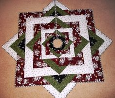 cute quilted tree skirt