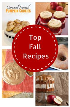 Top Dessert Fall Recipes - There are none like these!!