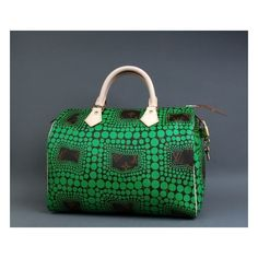 4c2f271b4158d Authentic New Louis Vuitton Kusama Waves Speedy 30 Bag ❤ liked on Polyvore Speedy  30