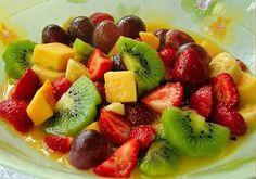 macedònia de fruites -