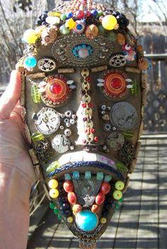 Aztec-style Mask