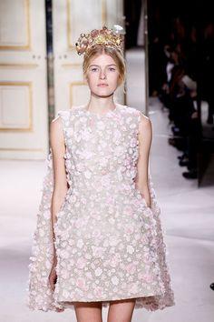 Giambattista Valli - Haute couture - Printemps-été 2013