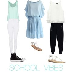B2S by livinlifewithlauren on Polyvore featuring polyvore fashion