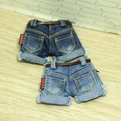 Jeans pants for blythe jerryberry azone and licca by MissDADA123