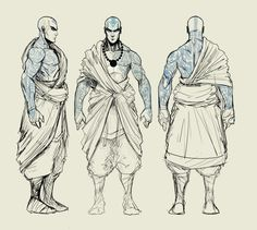 adult avatar aang turnaround by Sketchydeez.deviantart.com on @DeviantArt