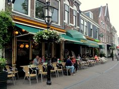 Travel and Lifestyle Diaries Blog: A Nice Cup of Coffee at the Springhaver Theatre Cafe in Utrecht