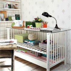 I'm a Big Kid Now: 13 Ways to Repurpose Baby Furniture - Awesome ideas! Baby Furniture, Cheap Furniture, Outdoor Furniture Sets, Furniture Design, Furniture Ideas, Reuse Furniture, Children Furniture, Furniture Styles, Garden Furniture