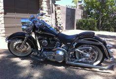 Harley Davidson 100th Anniversary Items | 2003 HARLEY-DAVIDSON 100th ANNIVERSARY EDITION HERITAGE SOFTAIL ...