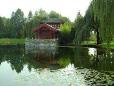 Chinese garden, Gärten der Welt - Marzahn-Hellersdorf, Berlin