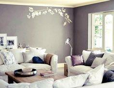 Modern Grey Living Room Interior Design Trends